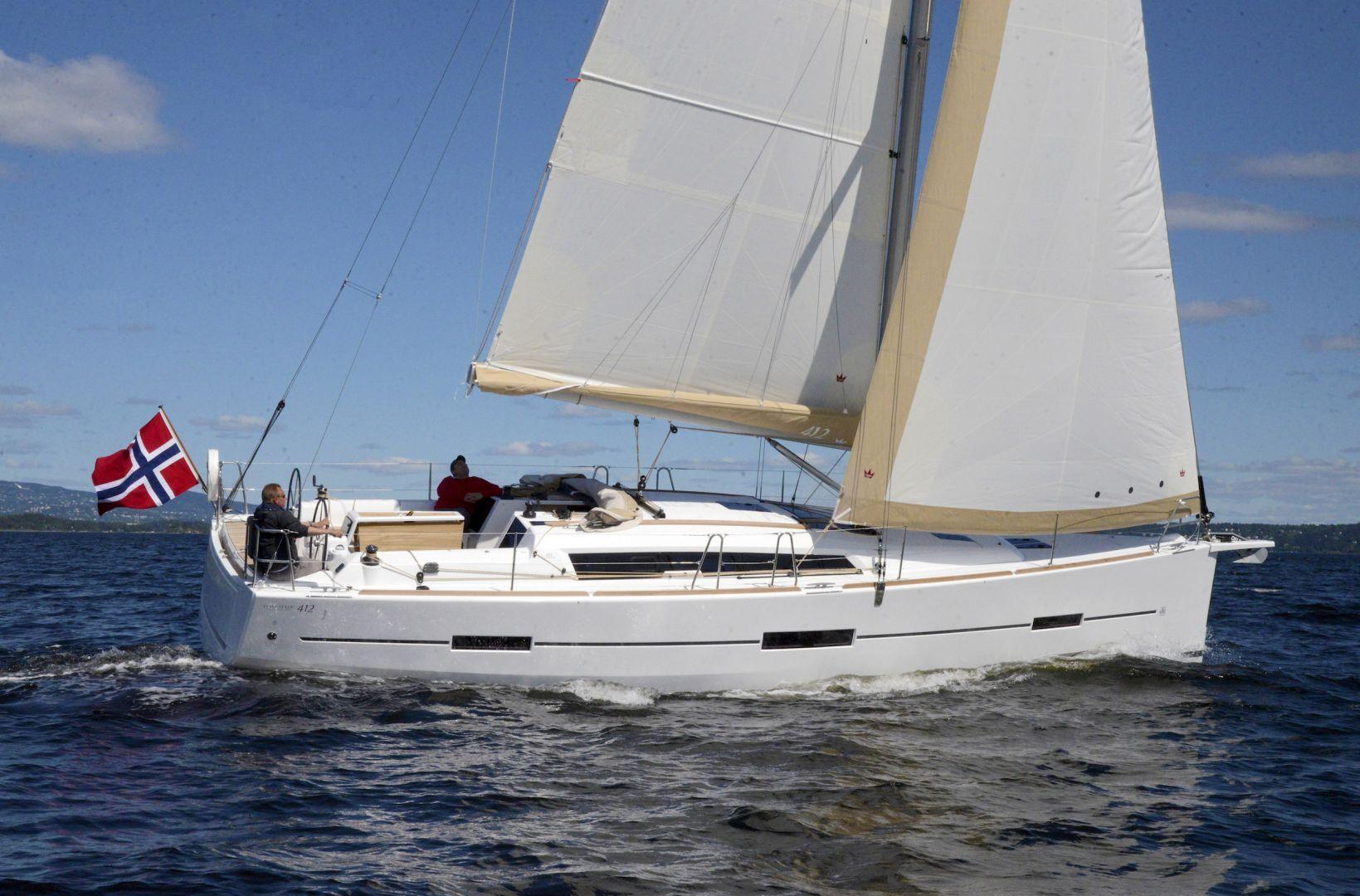 Dufour 412 - 3 Cabins (3 double) - 2020 - Nassau