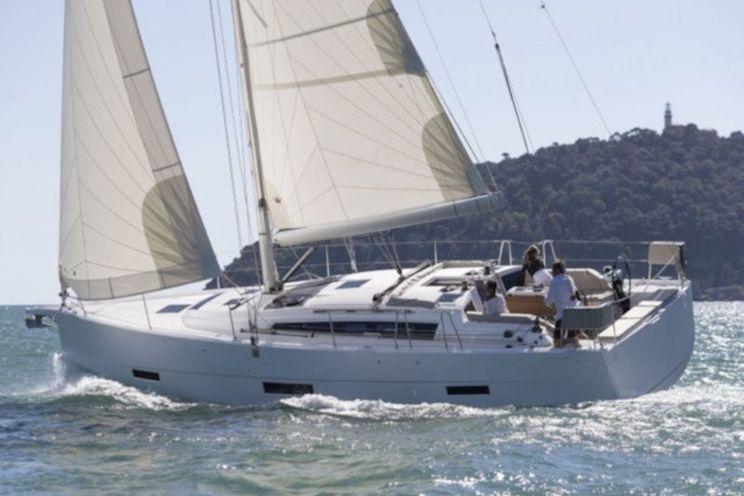 Charter Yacht Dufour 430 - 2020 - 4 cabins(3 double + 1 single)- Corfu - Lefkas