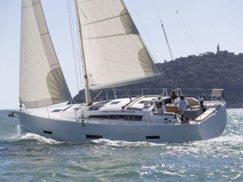 Dufour 430 - 2020 - 4 cabins (3 double + 1 single) - Corfu - Lefkas