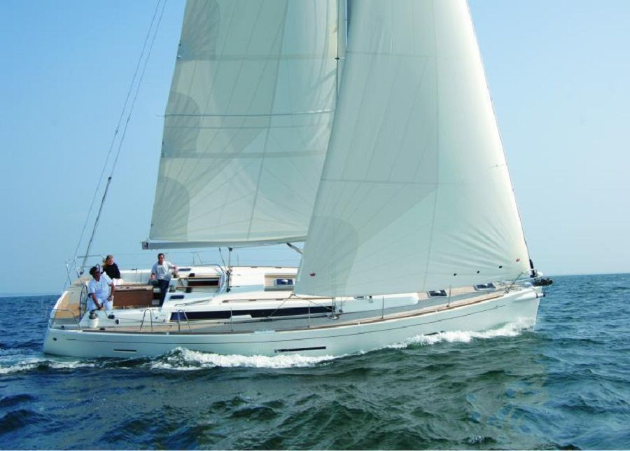Dufour 450 Grand Large - 2015 - 4 Cabins(4 double)- Horta -  Azores - Portugal