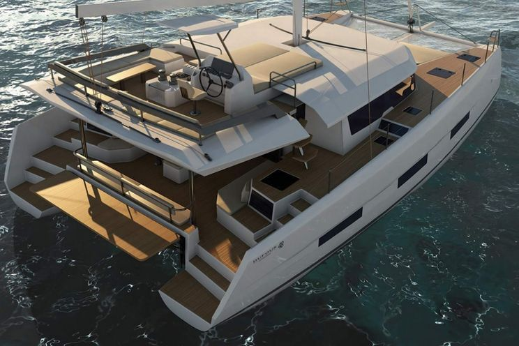 Charter Yacht Dufour 48 - 2019 - 4 double + 1 twin cabin
