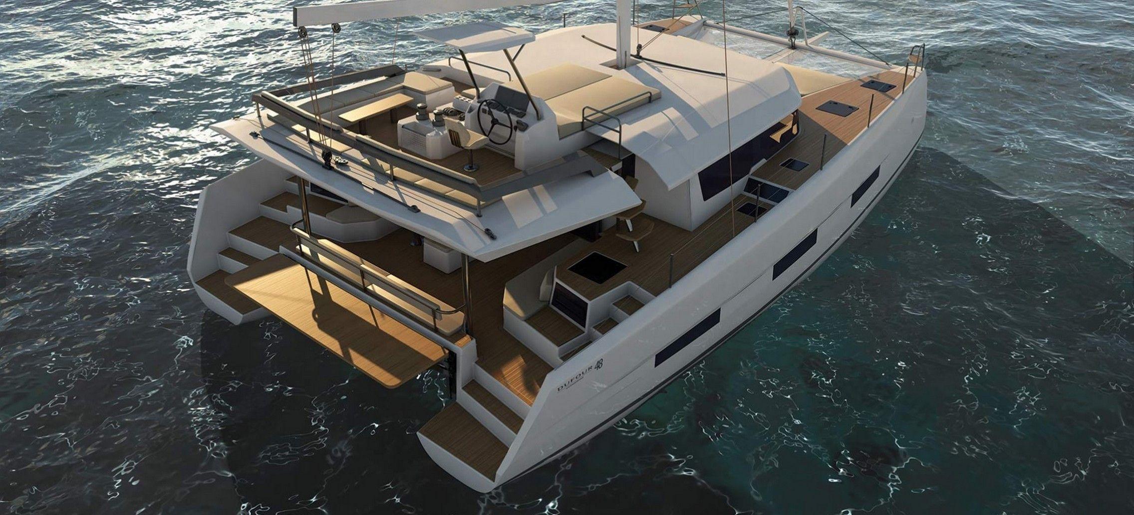 Dufour 48 - 2019 - 4 double + 1 twin cabin