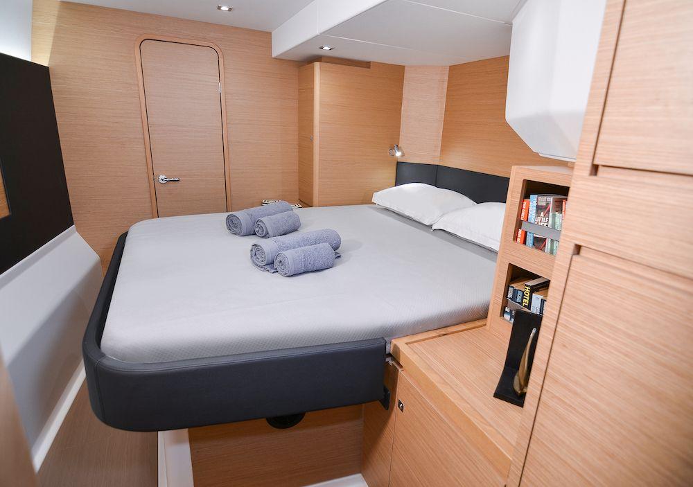 Dufour 48 MOJITO Cabin