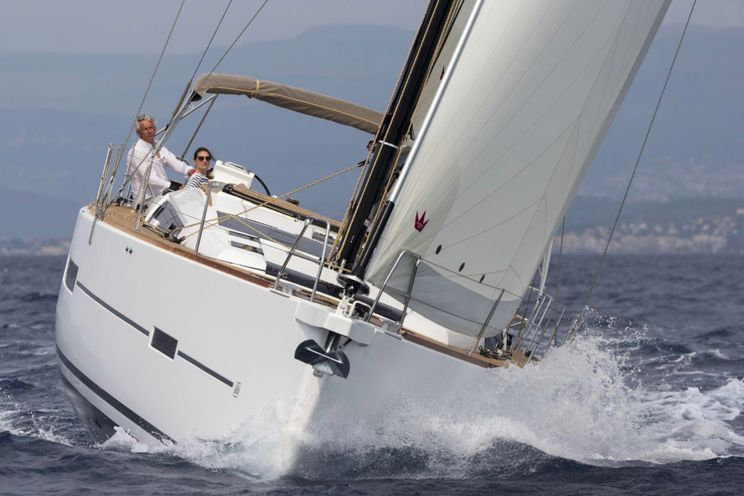 Charter Yacht Dufour 520 GL with watermaker & A/C  - Seychelles - Praslin - Mahe