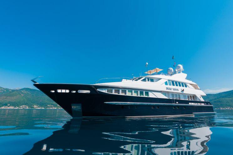 Charter Yacht DUKE TOWN  - Heesen 120 - 5 Cabins - Bodrum - Marmaris - Monaco - Nice - Antibes