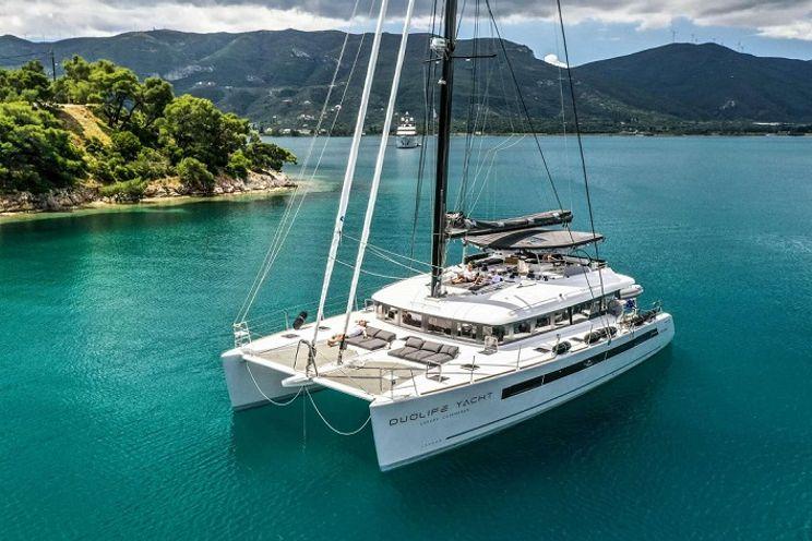 Charter Yacht DUOLIFE - Lagoon 620 - 5 Cabins - Kastela - Trogir - Split - Dubrovnik