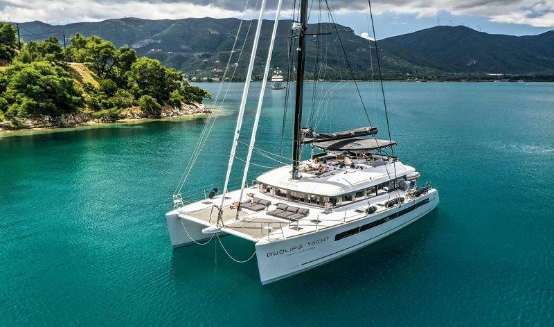 DUOLIFE - Lagoon 620 - 5 Cabins - Kastela - Trogir - Split - Dubrovnik