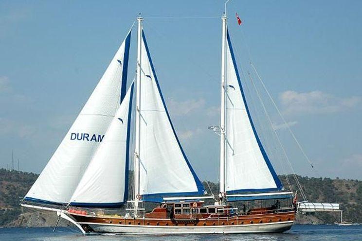 Charter Yacht DURAMAZ - Ketch - 6 Cabins - Fethiye - Gocek