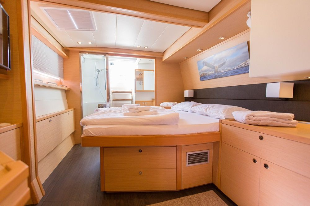 EAGLE OF NORWAY - Crewed Catamaran - Master
