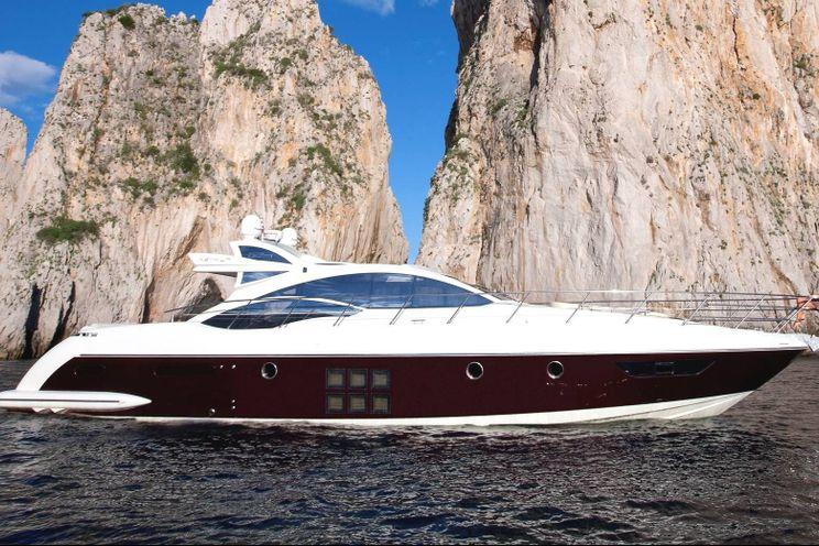 Charter Yacht ECLIPSE - Azimut 62S - 2 Cabins - Amalfi - Capri - Salerno - Sorrento - Ischia