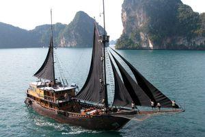 Phinisi 40 - 6 Cabins - Komodo and Raja Ampat, Indonesia