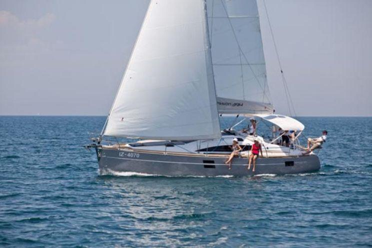 Charter Yacht Elan 394 - 3 Cabins - Sibernik - Croatia