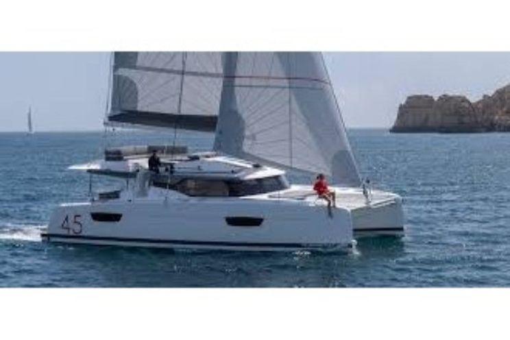 Charter Yacht Elba 45 - 2020 - 6 cabins(4 double + 2 single)- USVI - BVI
