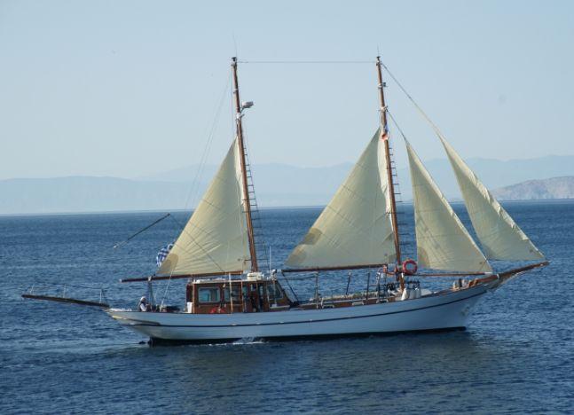 ELEFTHERIA - Custom Build - 3 Cabins - Athens - Mykonos - Lefkas - Rhodes