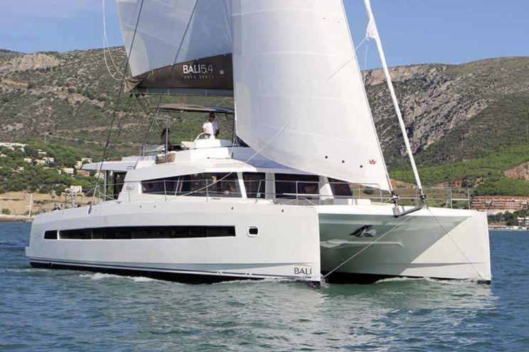 Charter Yacht ELENA - Bali 5.4 - 5 Cabins - Castellammare di Stabia - Amalfi Coast - Italy