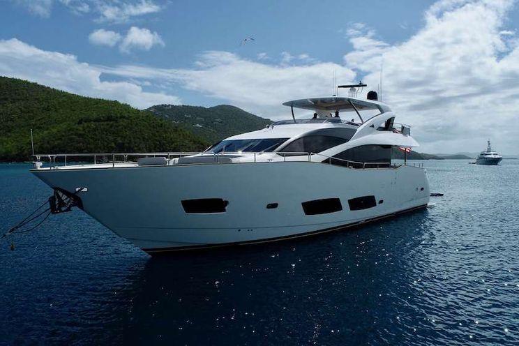 Charter Yacht ELITE - Sunseeker 92 - 4 Cabins - St.Thomas - Tortola - Virgin Islands