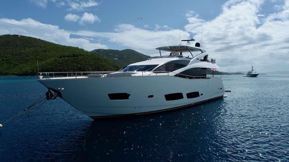 ELITE - Sunseeker 92 - 4 Cabins - St.Thomas - Tortola - Virgin Islands