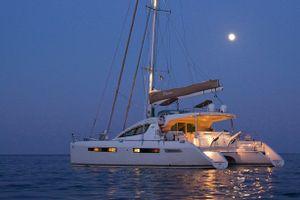 ELYSIUM - Privilege 615 - 4 Cabins - BVI - St Thomas - Tortola - Virgin Gorda