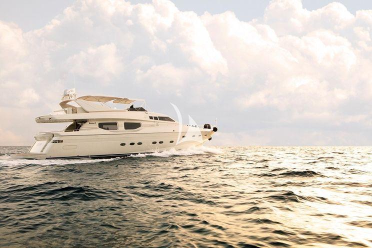 Charter Yacht EMSAFFA - Posillipo 80 - 5 Cabins - Athens - Mykonos - Hydra - Poros