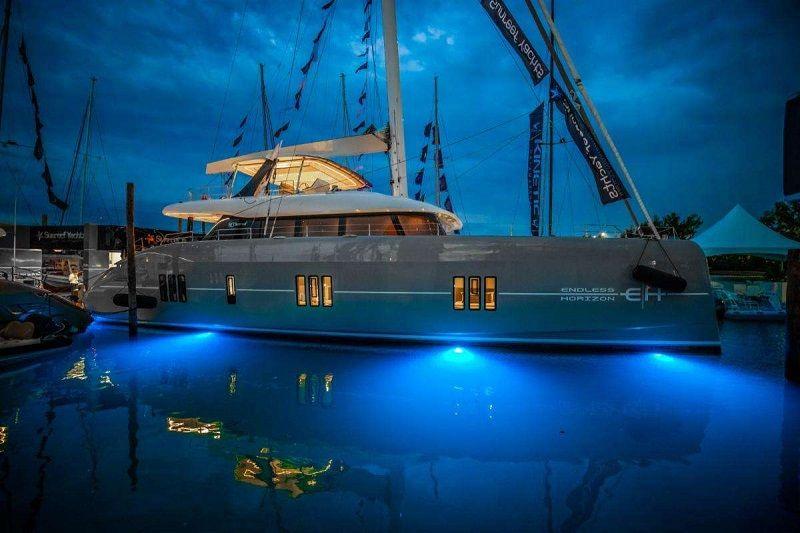 ENDLESS HORIZON - Sunreef 80 - 4 Cabins - St Thomas - Tortola - Virgin Gorda - BVI