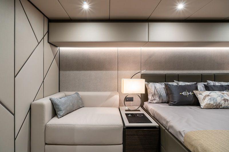 master cabin sofa