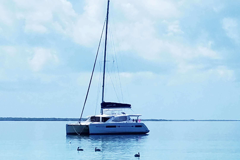 ENDLESS OPTIONS - Leopard 48 - 4 Cabins - Belize - Caye Caulker - San Pedro
