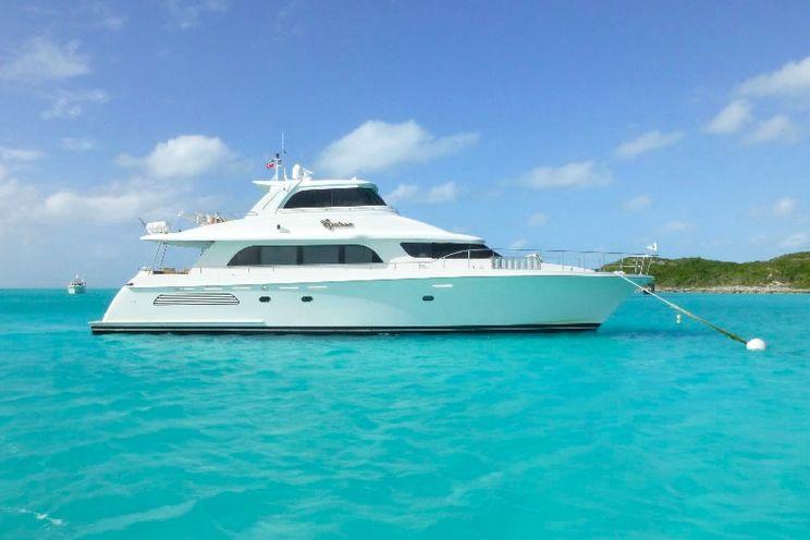 Charter Yacht EQUINOX - Cheoy Lee 81 - 3 Cabins - Bahamas - Nassau - Exumas