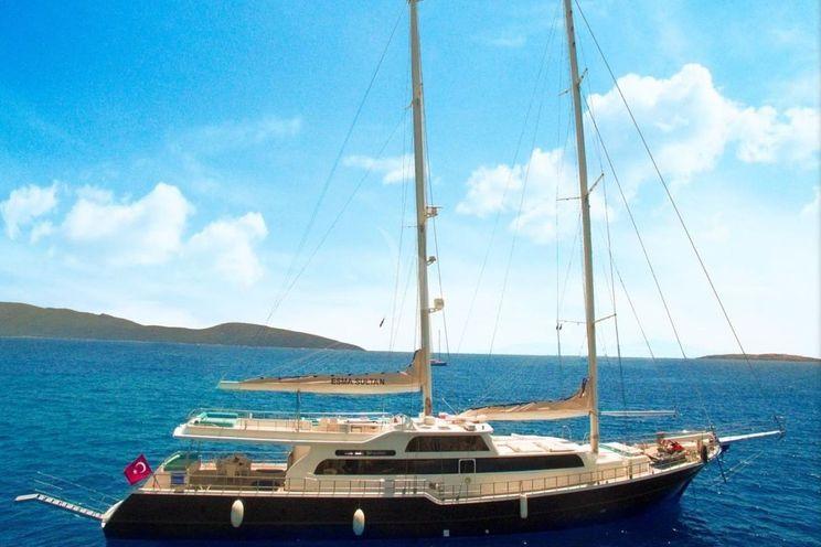 Charter Yacht ESMA SULTAN - Nysa Denizcilik 39 - 7 Cabins - Gocek - Bodrum
