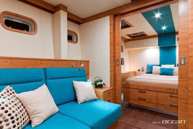 Excess Sunreef 70 Master Suite