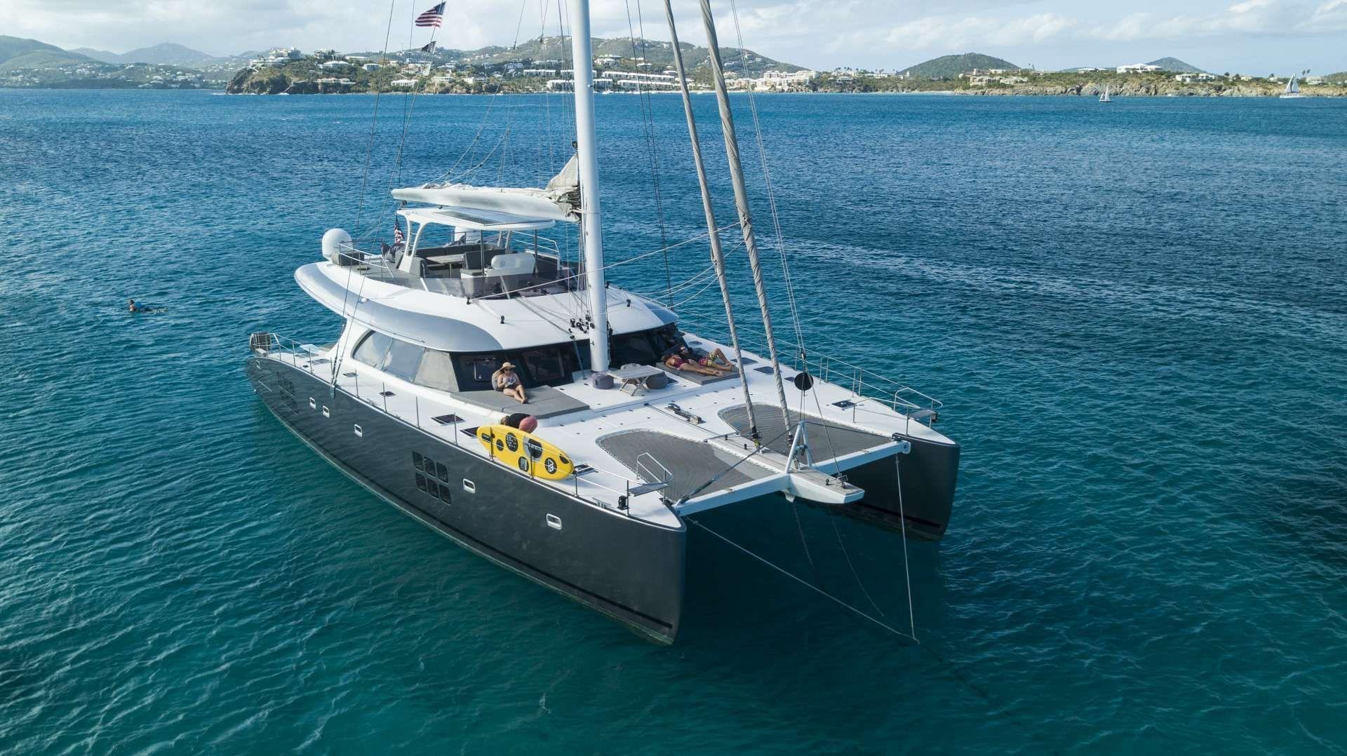 EXCESS Sunreef 70 Crewed Catamaran