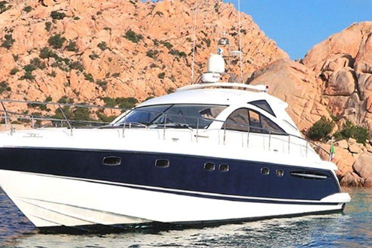 Charter Yacht Fairline Targa 52 - 10 Guests Cruising - Porto Cervo - Olbia - Cannigione