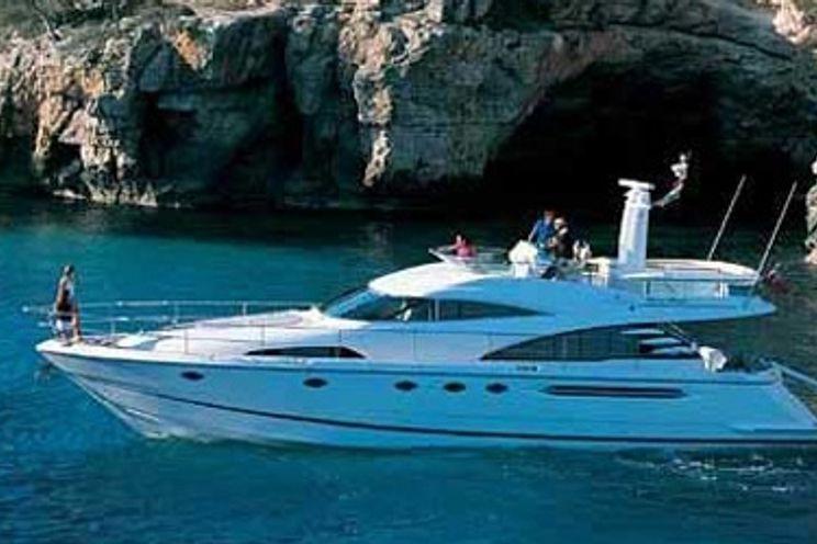 Charter Yacht Fairline Squadron 58 - 3 Cabins - Alcudia - Mallorca