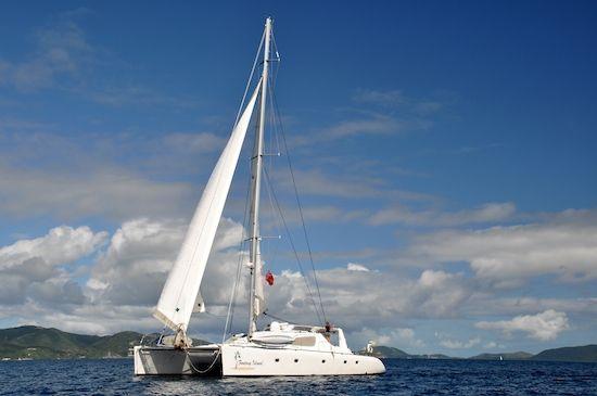PELICAN - Simonis Voyage 580 - 5 Cabins - British Virgin Islands