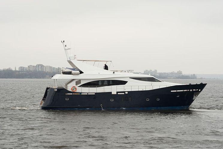 Charter Yacht FANTOM - 3 Cabins - Maldives, Indian Ocean
