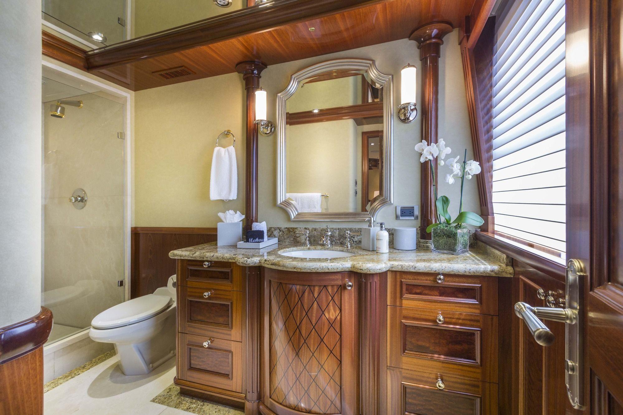 FAR FROM IT Richmond 142 Master Bathroom