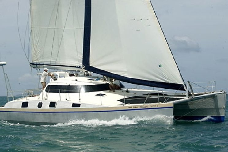 Charter Yacht Mumby 48 - 4 Cabins - Phuket,Thailand