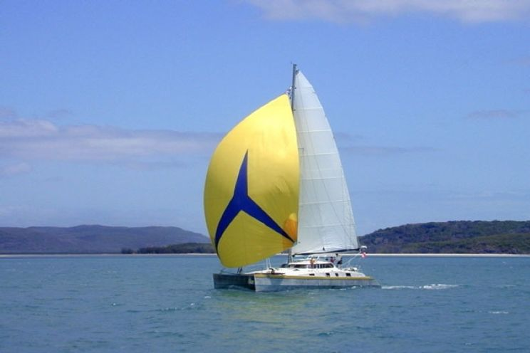 Charter Yacht Faraway 48 - 4 Cabins - Phuket,Thailand