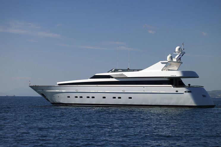 Charter Yacht FELIGO V - Cantiera di Pisa 34m - 4 Cabins - Athens - Mykonos - Kos - Rhodes