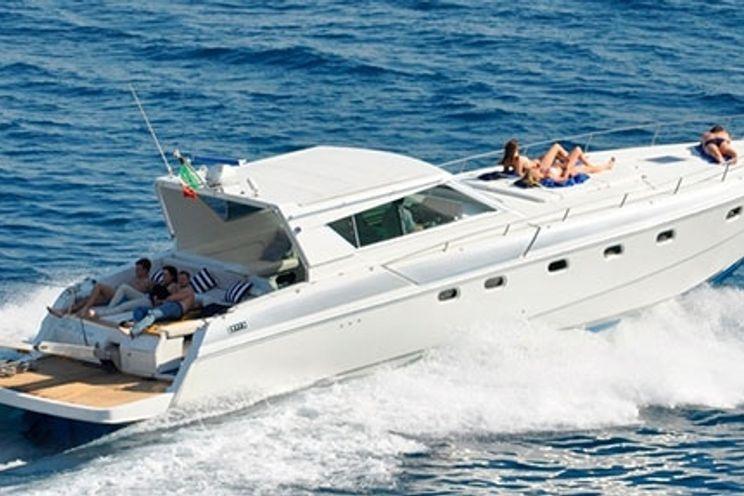 Charter Yacht Ferretti 47 - 2 Cabins - Positano - Amalfi Coast