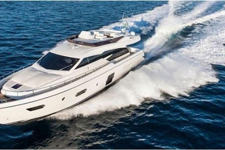 Charter Yacht Ferretti 55 - 2 Cabins - Rio de Janeiro