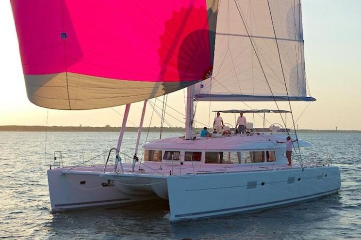 Charter Yacht FIREFLY - Lagoon 620 - 3 Cabins - Palma de Mallorca - Ibiza - Formentera