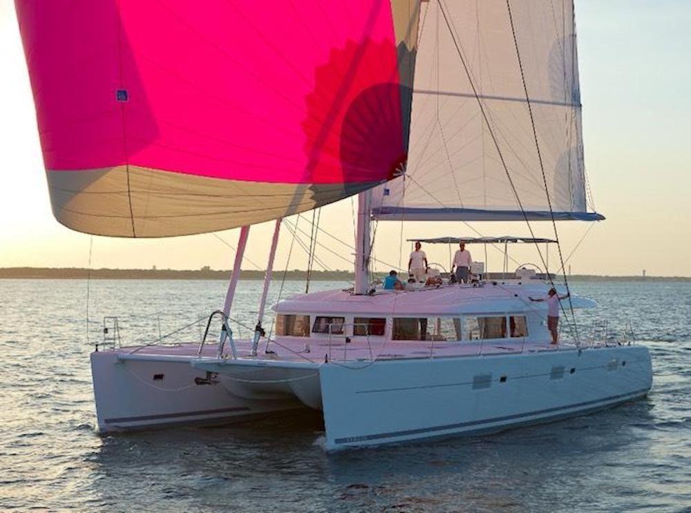 FIREFLY - Lagoon 620 - 3 Cabins - Palma de Mallorca - Ibiza - Formentera