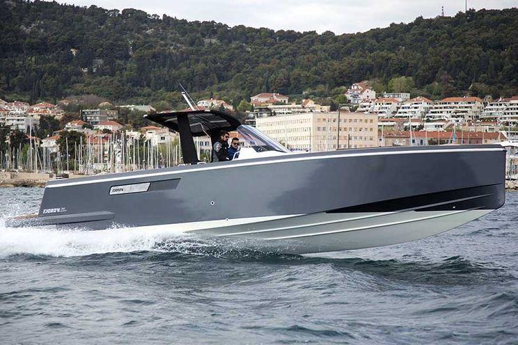 Charter Yacht Fjord 36 Open - 1 Cabin - Kastela - Croatia