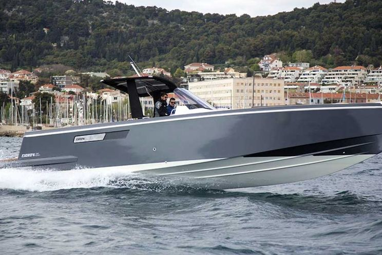 Charter Yacht Fjord 36 Open - 3 Cabins - Kastela - Split - Trogir
