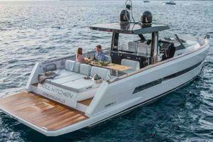 Fjord 44 - 1 Cabin - Day Charter - VIP Ibiza Port - Ibiza - Formentera