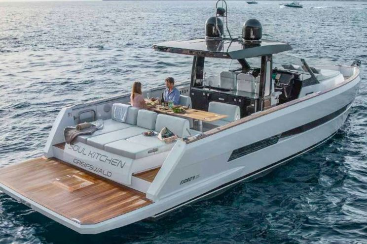 Charter Yacht Fjord 44 - 1 Cabin - Day Charter - VIP Ibiza Port - Ibiza - Formentera