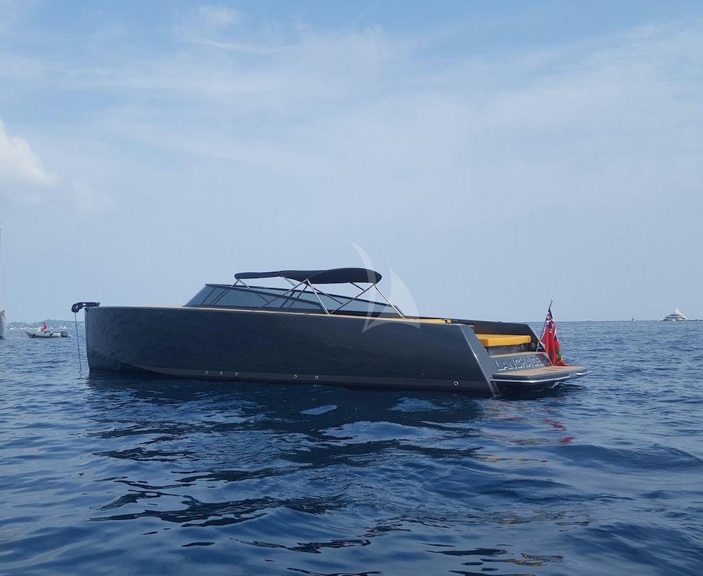 FLASH - Van Dutch - Day Charter Yacht - Monaco - Cannes - St Tropez