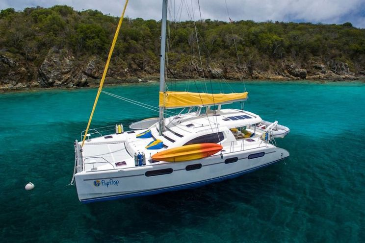 Charter Yacht MARY - Leopard 46 - 3 Cabins - Belize City - San Pedro