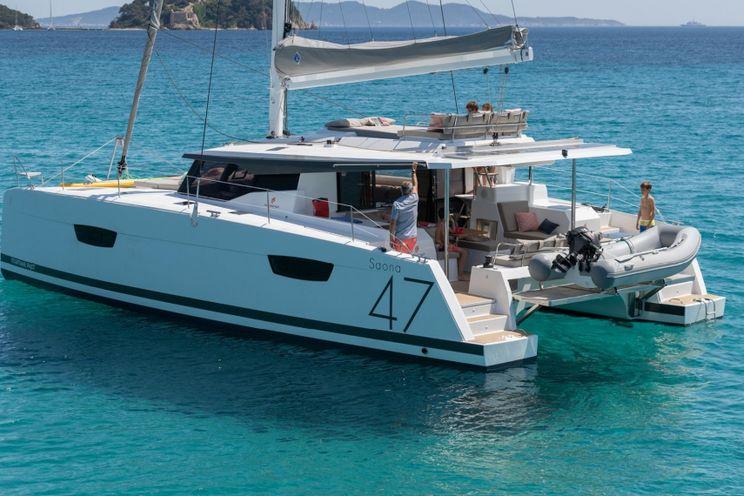Charter Yacht Fountaine Pajot Saona 47 - 5 Cabins(5 double)- 2018 - Croatia - Split - Trogir