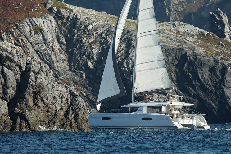 Charter Yacht Fountaine Pajot Saba 50 - 6 Cabins(6 double)- 2018 - Trogir - Sibenik - Split